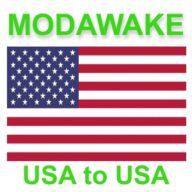 Modawake shipping to the USA