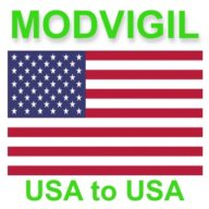 Modvigil to USA