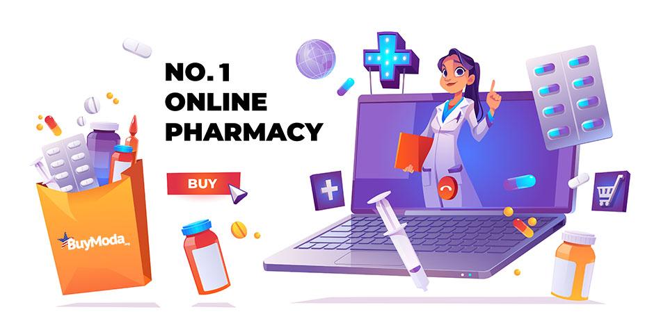 Number 1 Online Modafinil Pharmacy | Buy Modalert Online